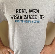 Real Men Wear Make-Up