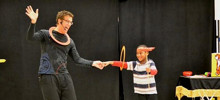 South students learn about 'Animal Antics'